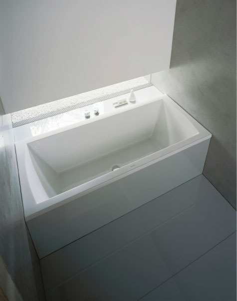 Modern Bathtubs For Your Bathroom | Duravit Bathtub | Duravit