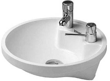 Architec Vanity Basin 046240 Duravit