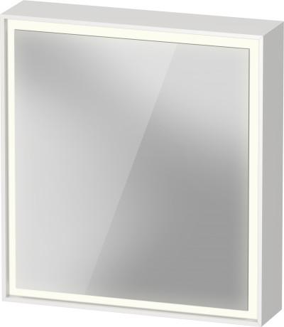 L Cube Mirror Cabinet Lc7550 L R Duravit