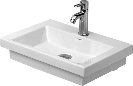 2nd floor Handrinse basin #079050 | Duravit
