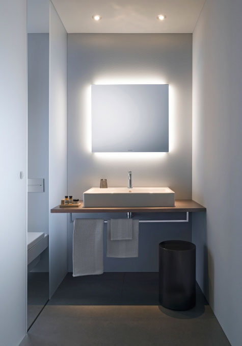 bathroom basin furniture. Light And Mirror Bathroom Basin Furniture