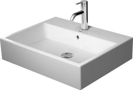 Wastafel 50 Cm : Vero air washbasin furniture washbasin duravit