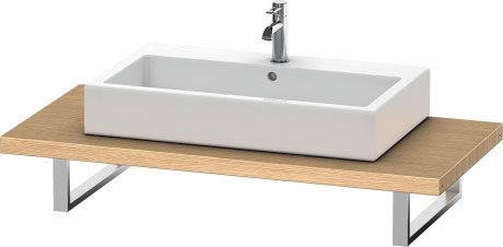 Delos Console For Above Counter Basin And Countertop Basin Dl020c