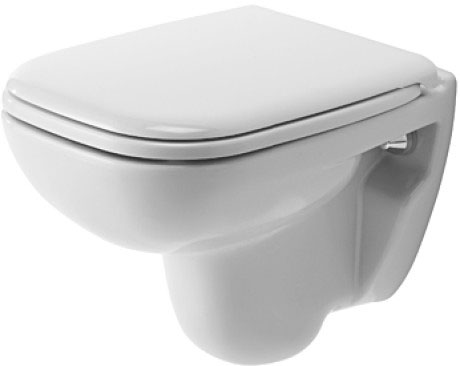 toilet wall mounted compact