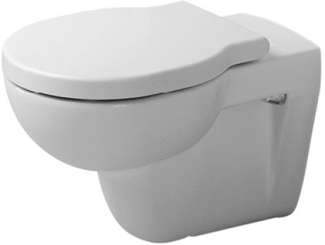 Toilet Accessoires Set : Bathroom foster toilet wall mounted #017509 duravit