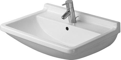 Starck 3 Washbasin #030055 | Duravit