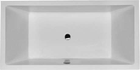 Starck Tubs Showers Bathtub 700052 Duravit