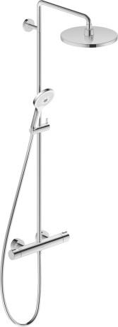 C 1 Shower System #C14280008 | Duravit