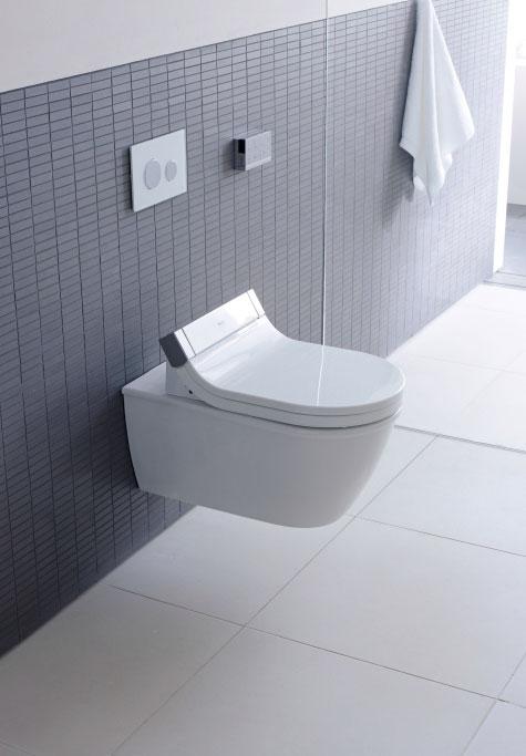 duravit sensowash shower toilets by duravit duravit. Black Bedroom Furniture Sets. Home Design Ideas