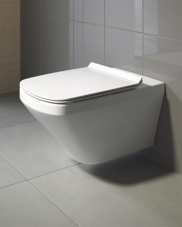 Wall Mounted Toilets Duravit