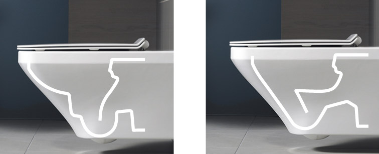 Toilet Flushing Options