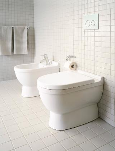 Duravit Starck 3: Toilets, washhbasins & more | Duravit