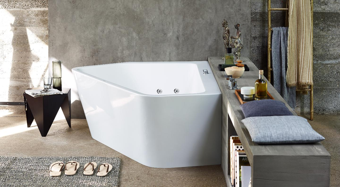 everybodys stylepark darling bath square tub en everybody by duravit s