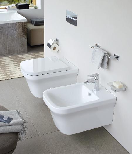 Duravit P3 Comforts: Washbasins, toilets, bathtubs & more   Duravit