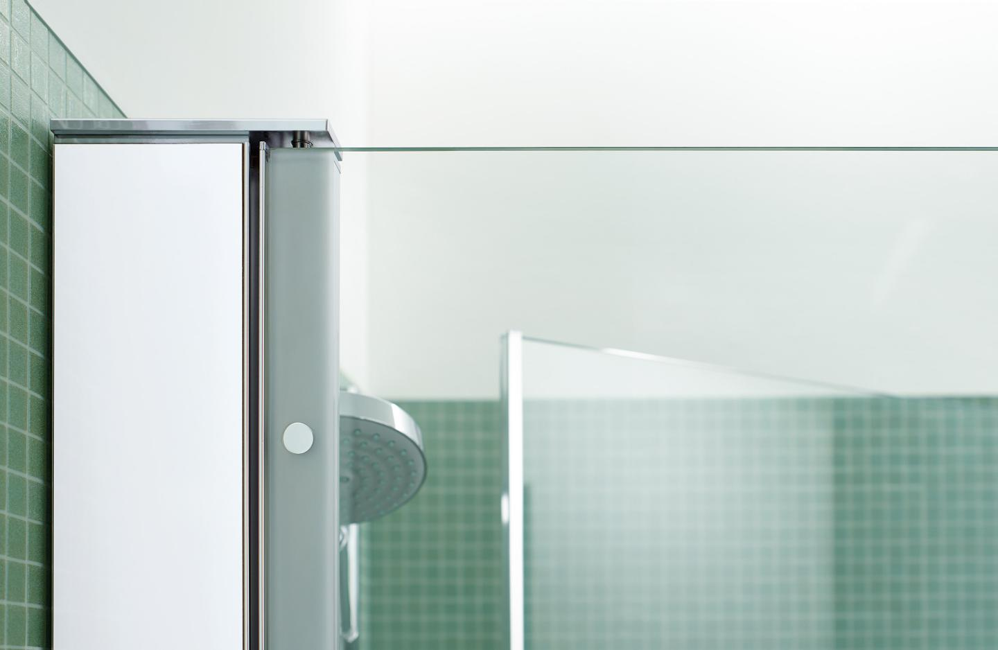 duravit openspace b modern glass shower enclosures duravit. Black Bedroom Furniture Sets. Home Design Ideas