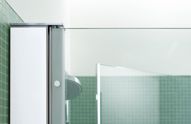 Duravit Openspace B Modern Glass Shower Enclosures Duravit