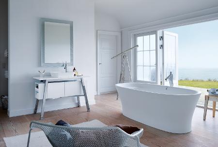 Sensational Duravit Cape Cod Elegant Washstands Washbasins Duravit Interior Design Ideas Gresisoteloinfo