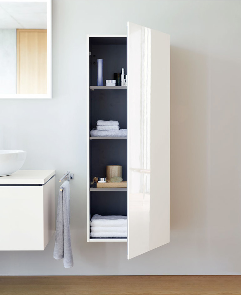 Tall cabinets & Bathroom furniture from Duravit | Duravit