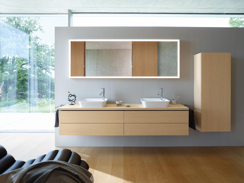 Duravit L-Cube: Design bathroom furniture series | Duravit on