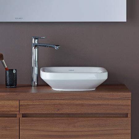 Countertop Basins Washbowls Duravit - Bowless bathroom sink