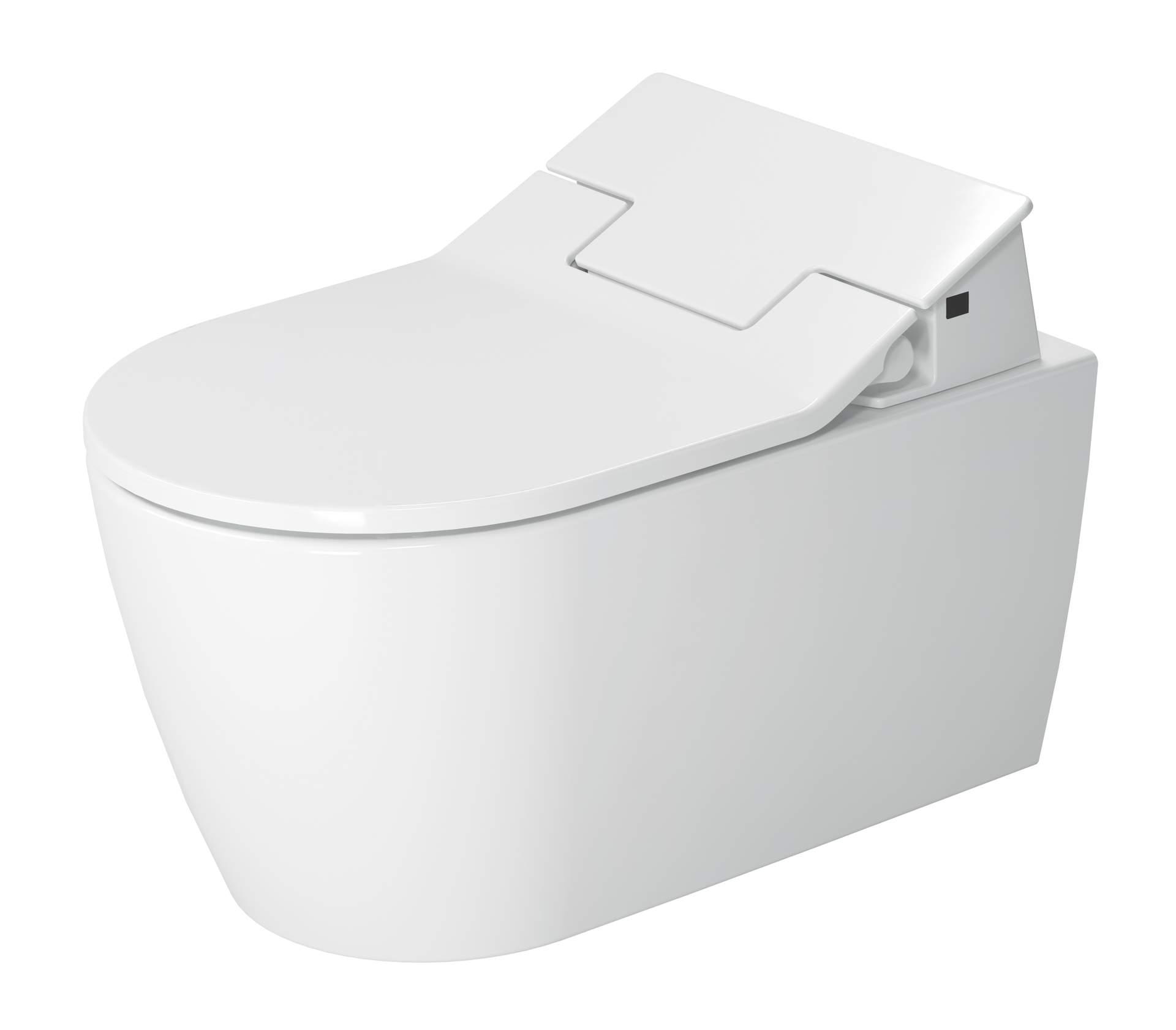 sensowash shower toilet duravit. Black Bedroom Furniture Sets. Home Design Ideas