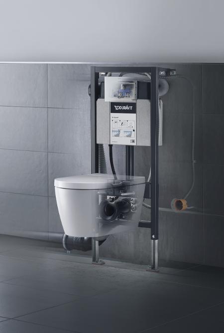 Relativ Toilet frames | Duravit TH65