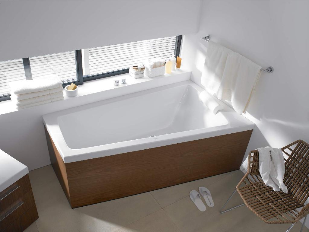 duravit paiova the two person bathtub  duravit - paiova
