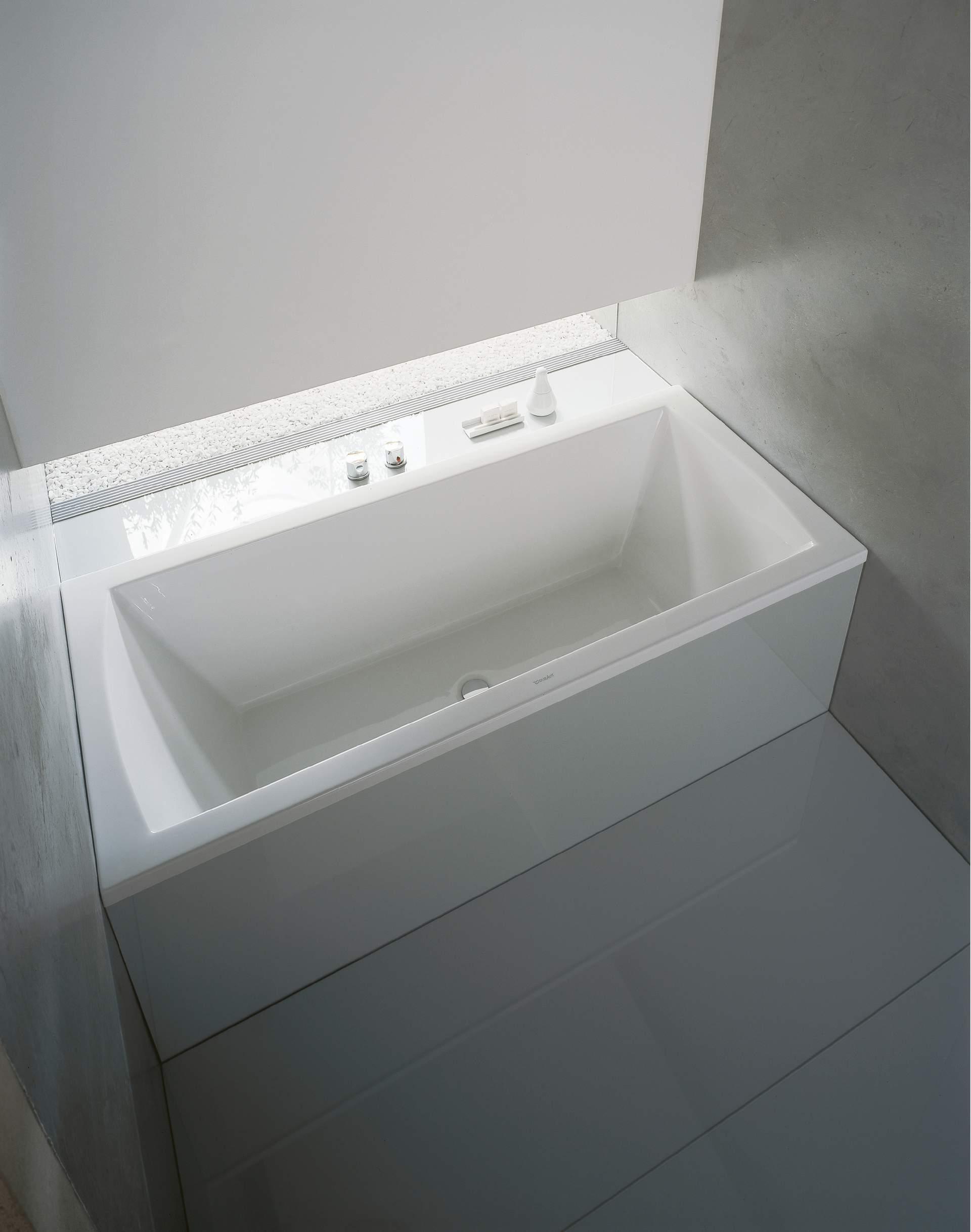 Modern bathtubs for your bathroom Duravit