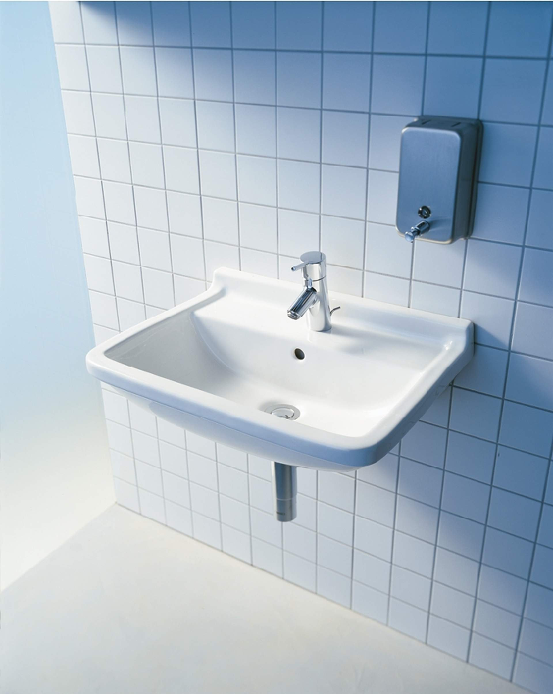 starck 3 washbasin 030050 duravit. Black Bedroom Furniture Sets. Home Design Ideas