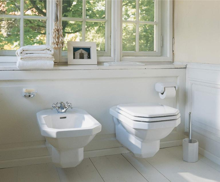 duravit 1930 series toilets sinks more duravit. Black Bedroom Furniture Sets. Home Design Ideas