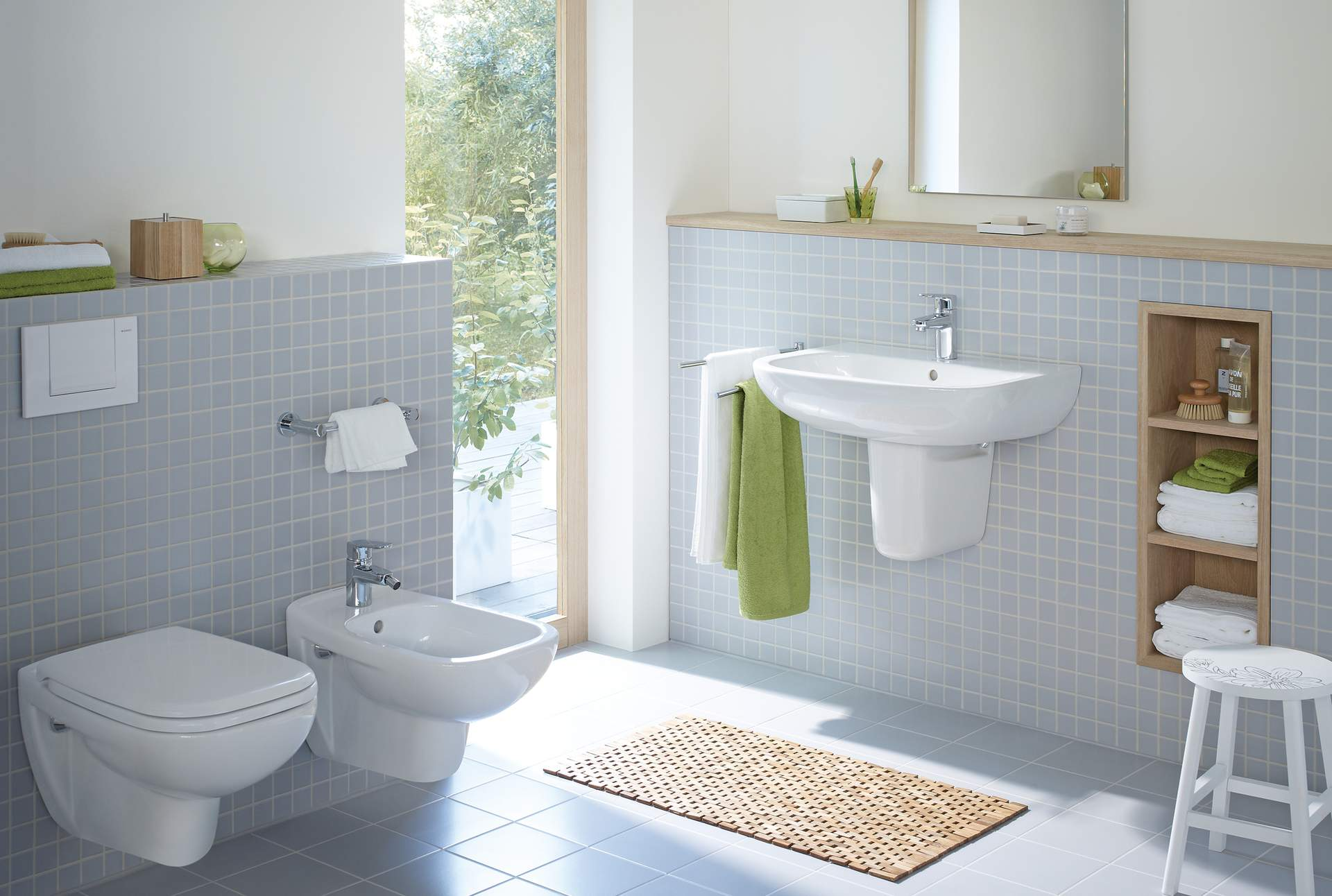 Duravit D-Code: Bathtubs, bathroom sinks & more | Duravit