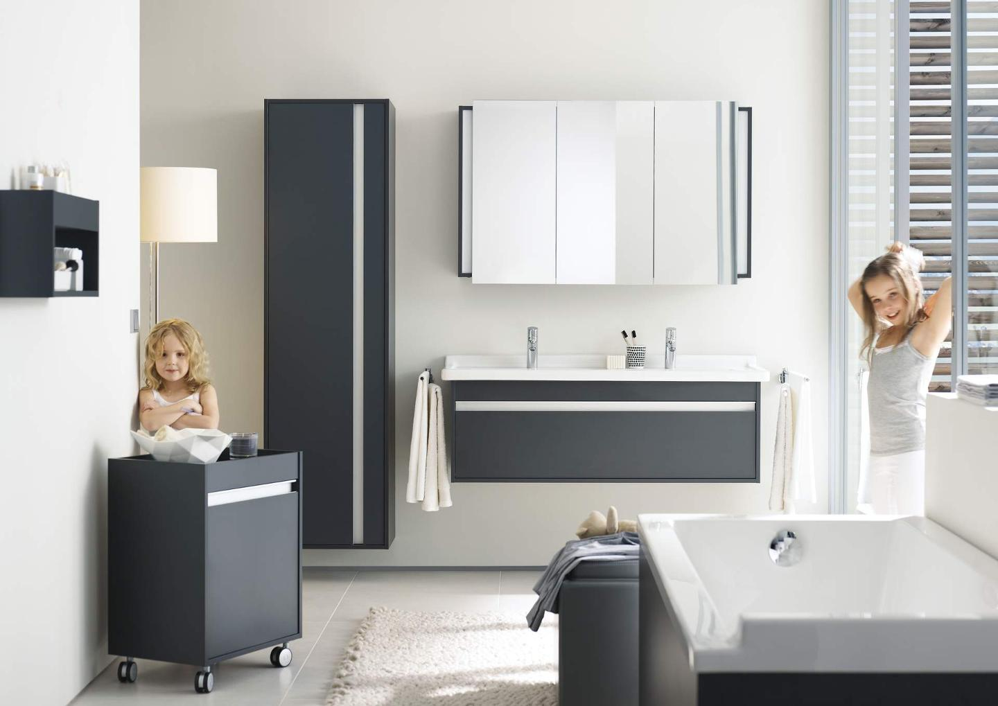 duravit cabinets bathrooms duravit ketho bathroom furniture by christian werner 12751