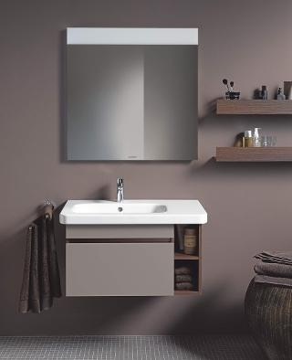 Modern bathroom sink cabinets & vanities | Duravit