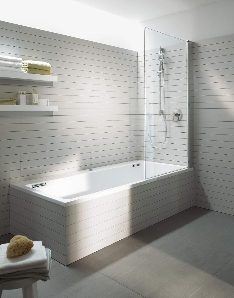 Duravit Nahho: Floating tubs for your bathroom | Duravit